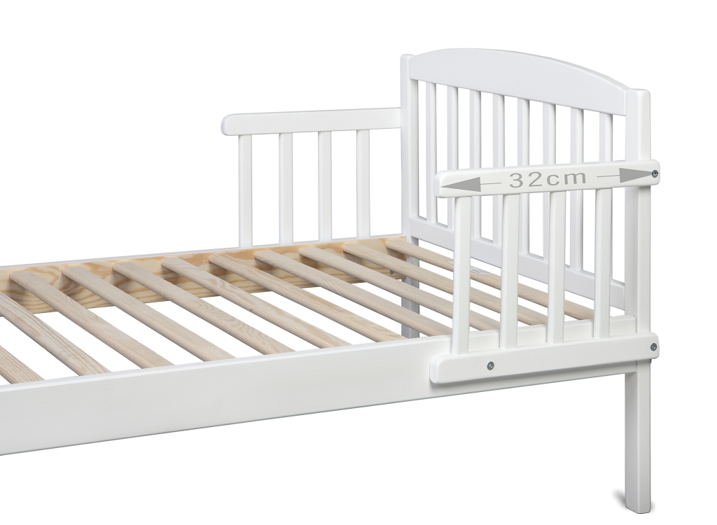 Picture of: Yappyclassic Toddler Bed White Toddler Beds Products Catalogue Yappy Kids