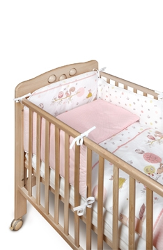 Forest Story, Soft pink bumper