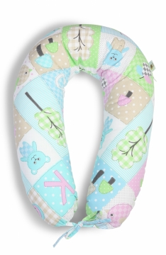 Yappy PlayYard breastfeeding pillow