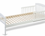 YappyClassic toddler bed, white